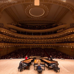 The 5 Browns at Steinway Hall