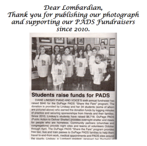 Lombardian PADS Photograph