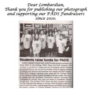 Lombardian PADS Photograph