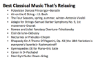 Best Classical Music That's Relaxing